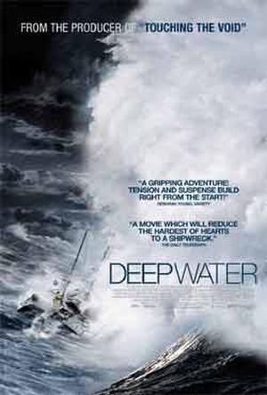 """""""Deep Water"""" poster art."""