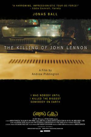 """Poster art for """"The Killing of John Lennon."""""""
