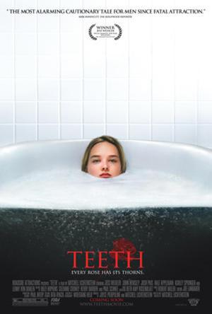 "Poster art for ""Teeth."""