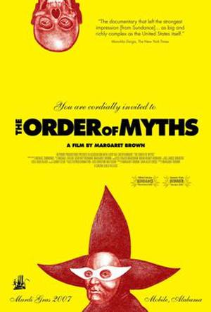 "Poster art for ""The Order Of Myths."""