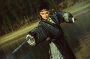 "Brigitte Lin as Murong Yin/Murong Yang in ""Ashes of Time Redux."""
