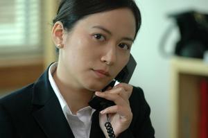 "Faye Yu in ""A Thousand Years of Good Prayers."""