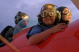 """A scene from """"The Flyboys."""""""