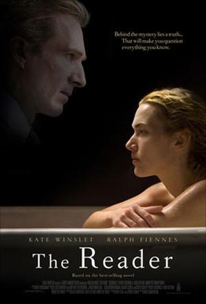 "Poster art for ""The Reader."""