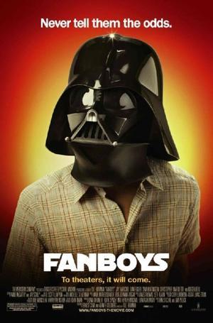 """Poster art for """"Fanboys."""""""
