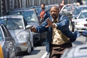 "Denzel Washington in ""The Taking of Pelham 123."""