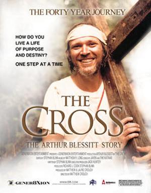 """Poster art for """"The Cross."""""""