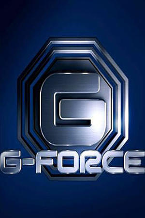 "Poster art for ""G-Force."""