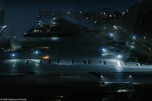 """A scene from """"Star Trek."""""""