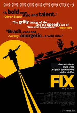 """Poster art for """"Fix."""""""