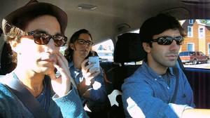 "Ariel Schulman, Henry Joost and Nev Schulman in ""Catfish."""