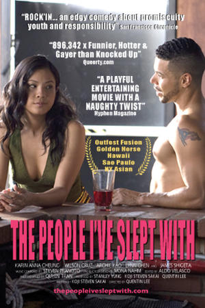 """Poster art for """"The People I've Slept With"""""""