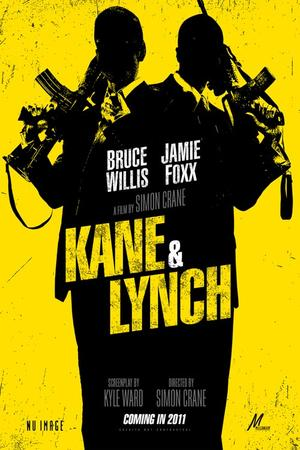 "Poster art for ""Kane and Lynch"""