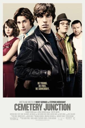 """Poster art for """"Cemetary Junction"""""""