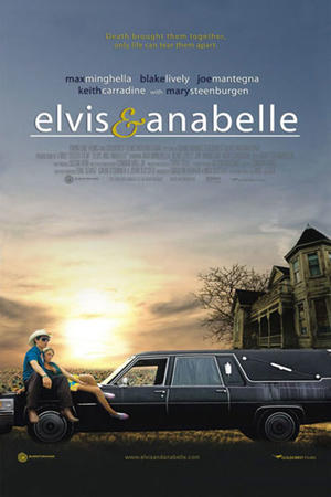 "Poster art for ""Elvis & Anabelle"""