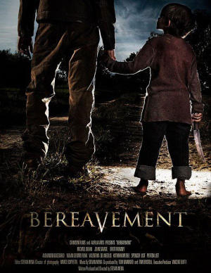"Poster art for ""Bereavement"""