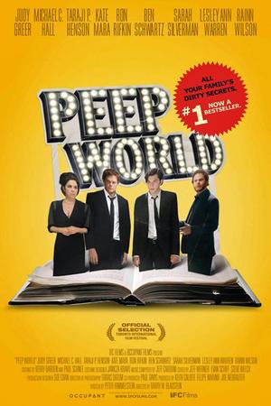 """Poster art for """"Peep World."""""""