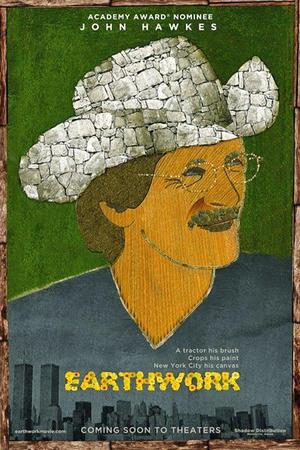 """Poster art for """"Earthwork."""""""