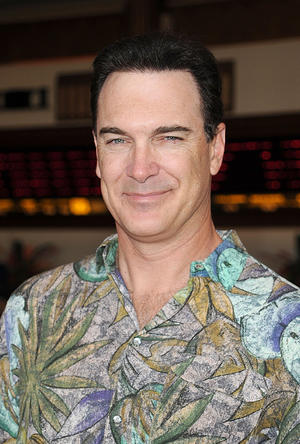 "Patrick Warburton at the California premiere of ""Hoodwinked Too! Hood vs. Evil."""