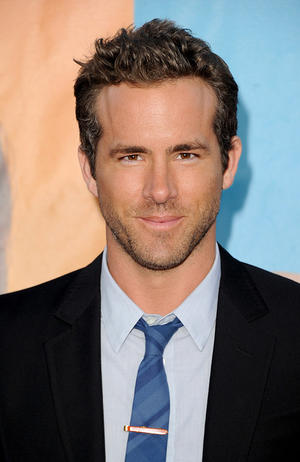 "Ryan Reynolds at the California premiere of ""The Change-Up."""