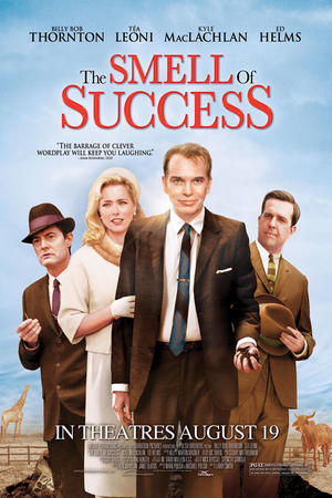 """Poster art for """"The Smell of Success."""""""