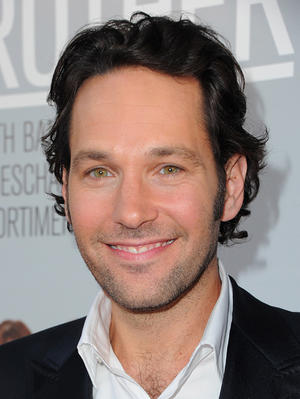 """Paul Rudd at the California premiere of """"Our Idiot Brother."""""""
