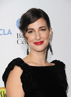 """Zana Marjanovic at the California premiere of """"In the Land of Blood and Honey."""""""