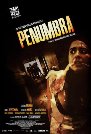 """Poster art for """"Penumbra."""""""