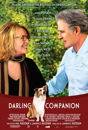"""Poster art for """"Darling Companion."""""""