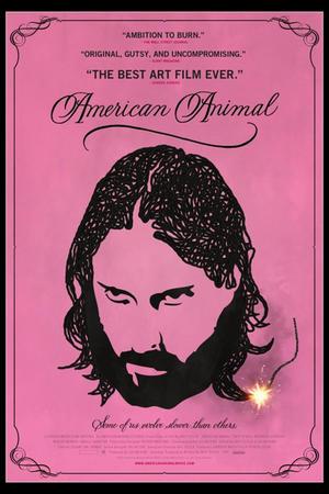 "Poster art for ""American Animal."""
