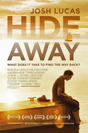 "Poster art for ""Hide Away."""
