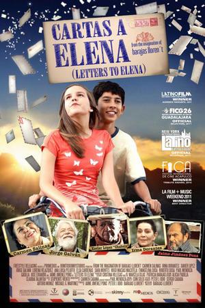 """Poster art for """"Cartas a Elena."""""""