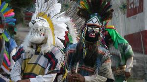 """Danzante in """"Hecho en Mexico."""""""