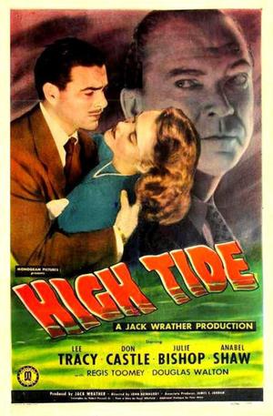 """Poster art for """"High Tide."""""""