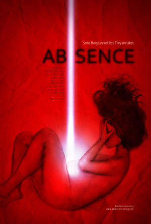 "Poster art for ""Absence."""