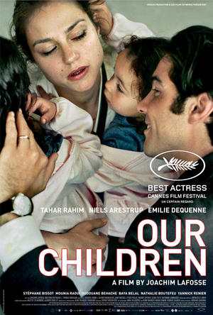 "Poster art for ""Our Children."""