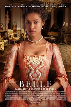 """Poster art for """"Belle."""""""