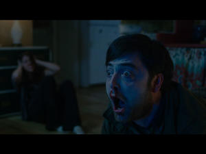 Graham Skipper as Seth in 'Almost Human'