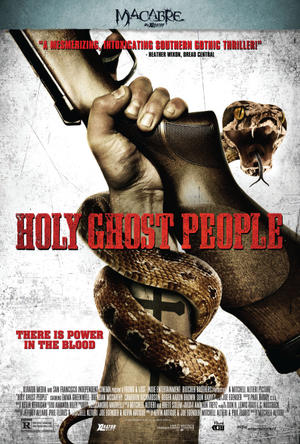 """Poster art for """"Holy Ghost People"""""""