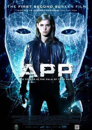 """Poster art for """"APP."""""""