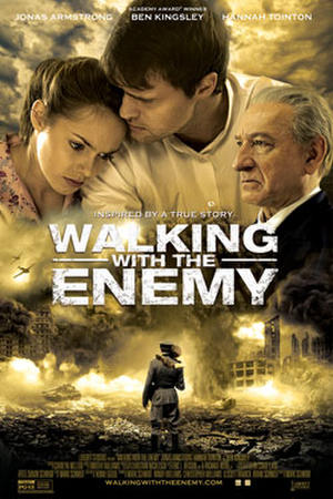 """Poster art for """"Walking with the Enemy"""""""
