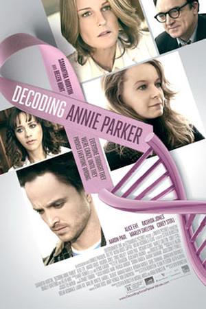 "Poster art for ""Decoding Annie Parker"""