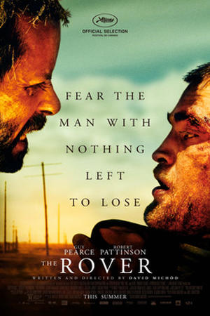 """Poster for """"The Rover"""""""