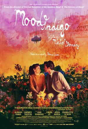 "Poster art for ""Mood Indigo."""