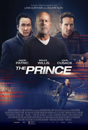 "Poster art for ""The Prince."""
