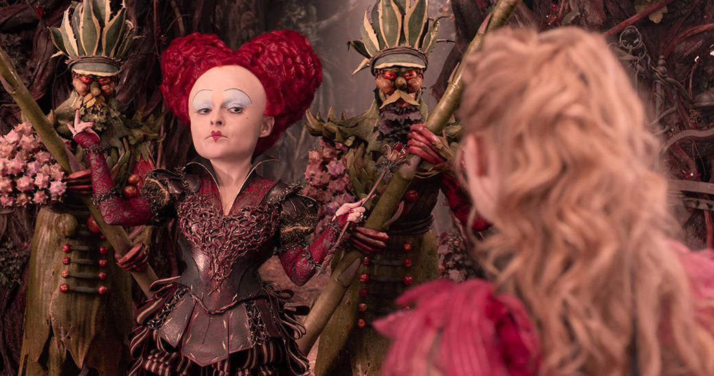 Alice Through The Looking Glass Synopsis