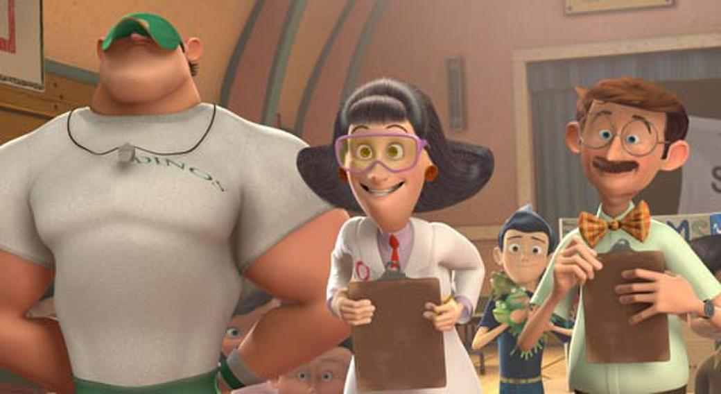 buster meet the robinsons