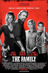 The Family showtimes and tickets