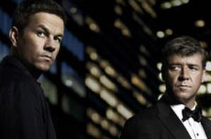 Russell Crowe Uses Mark Wahlberg in 'Broken City' Trailer