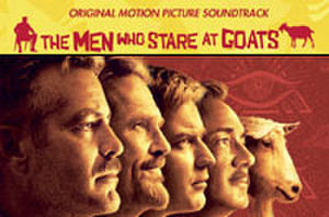 'The Men Who Stare at Goats' Soundtrack and Poster Giveaway!
